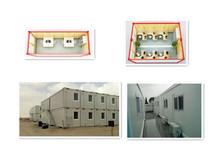 modular real estate dismountable living container