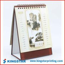 perpetual custom table calendar