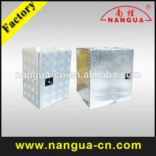 Heavy duty aluminum truck tool box, truck box