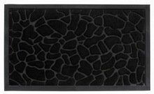 rubber foot bath mat, for bath and toilet use