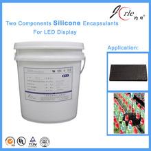 General electronic transparent glue for LED