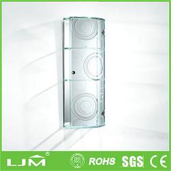Varnishing and jamproof floor mounted water closet sealant