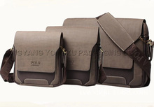 China manufacturer cheap price swiss pu leather shoulder bag men handbag