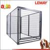 1.5x3x1.8m 2014 new hot-sale powder-coated eco-friendly dog kennel
