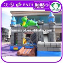 HI EN14960 inflatable jumper castle inflatable bouner for kids play