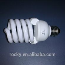 U spiral 18w 26w 36w E27 B22 energy saving bulbs 3000H