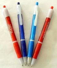 Nice Cheap Fine Grip Best Plastic Ball Pen