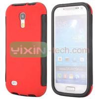 High Quality For Samsung Galaxy S4 Mini I9190 PC Hard Hybrid Case Cover