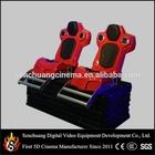 5d dynamic theater electric/hydraulic 5d simulator