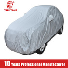 Made In China Waterproof PEVA Material Padded Car Cover Hail