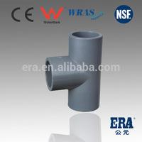 PVC Plastic Fittings PVC Fittings SCH80 Fittings Tee