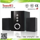 BE-401C 2.1 multimedia speaker , active speaker, computer speaker