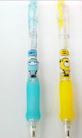 Cute animal picture plastic ball pen for promotion advertising