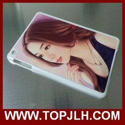 2014 Hard plastic cases for Ipad 2 3 4 sleeve with custom printing