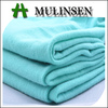 Mulinsen Textile Soft Plain Dyed Knit Jersey Soft Ring Spun 100% Polyester Sportswear Fabric
