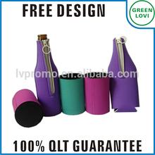 Free design Japan quality standard beer can cooler bag