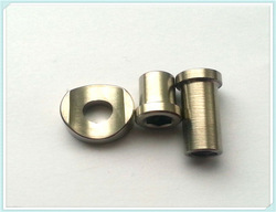 titanium bicycle caliper spacer and front and rear bolt Grade 5