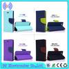 prestigio mercury card holder wallet mobile phone case for Samsung Galaxy Trend Duos S7562