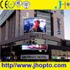 32*16 outdoor led display dot matrix p10 flexible led video display