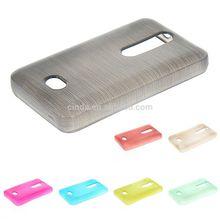 New Flexible Soft Gel TPU Silicone Skin Slim Back Case Cover For Nokia Asha 501