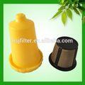 Modern últimas barato desechables tazas de café / filtros