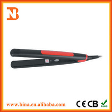 Fashion thin simple electric hair straighteners wholesale