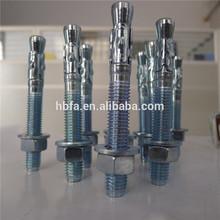 Galvanized expansion bolt M12