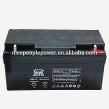 Герметизированных не нуждается в обслуживании свинцово-кислотных аккумуляторов евро аккумулятор 12V65AH