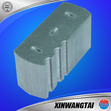Stamping mold rotor and silicon steel sheet iron core for aaa