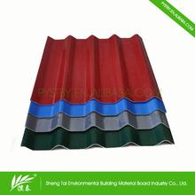 cina lastre in policarbonato rivestito tetto ondulato di plastica