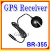 Hot Sale! Globalsat BR-355 PS2 GPS Receiver SIRF III Laptop