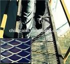 metal mesh sheet/hexagon aluminum ceiling/expanded metal platform