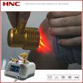 Luz vermelhainstrumento terapêutico para dores no corpo, tensão muscular, lesões de tecidos moles, tendinite, tennis elbow