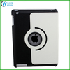 360 Rotation Stand Design Leather Tablet Case for iPad 2 3 4