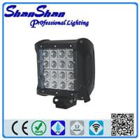 CE IP67 ROHS ORIGINAL FACTORY! led emergency lightbar,outdoor lighting auto led light Led light bar SS-6048