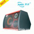 2014 alta qualidade 8 polegadas 75w/121v amplificador de subwoofer carro subwoofer ativo
