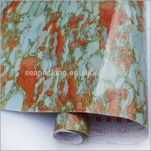 Elegant decorative marble wall sticker