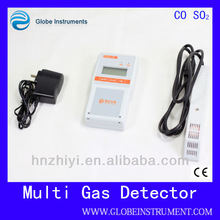 PGas-24 portable carbon dioxide and oxygen monitor