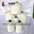 Corto de fibra de grapa 100% hilado de poliéster hilado para el hilo de coser
