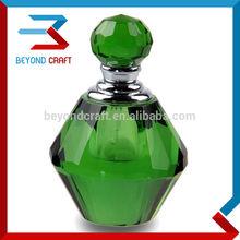 nice green Islamic crystal perfume bottle gifts
