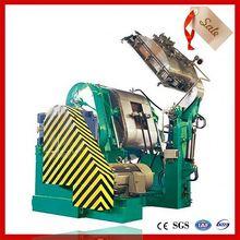 rubber chappals making machine