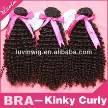 2014 wholesale peruvian hair weaving kinky curly, blonde kinky curly hair weave, kinky twists hair weave