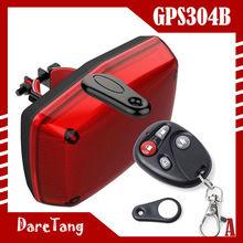 Mini waterproof GPS304B anti-theft mini gps tracker for motorcycle