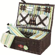 wicker basket picnic basket thai gifts wholesale