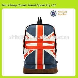 Unisex Canvas Uk Flag backpack Bag,Backpack For Girl Lady Boy Man Woman