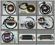 Motorcycle stator coil Magneto coil,parts for YBR125,YBR125G,JOG50,JOG100,DT125,DT175,RX100,RX135,YB100