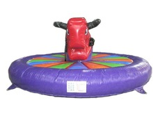 inflatable bull for kids,jumping bouncer inflatable for children