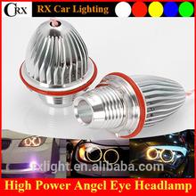 2014 Newest Cree 4*5W 10V-30V ccfl angel eye headlight halo for E60 E82 E90 E92 E93 E84 E70 E71 with 2 years warranty
