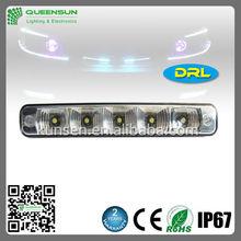 Universal LED daytime running light