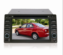 "6.2"" Car DVD Player with GPS Navigation For Geely Vision Car Radio"